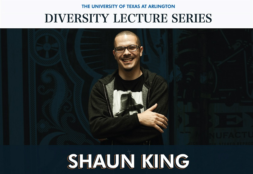 Diversity Lecture Series with Shaun King