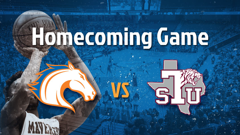 UTA Men's Basketball vs Texas Southern - Homecoming Game