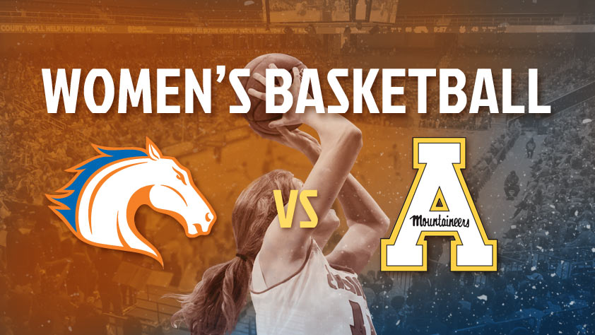 UTA Women's Basketball vs Appalachian State