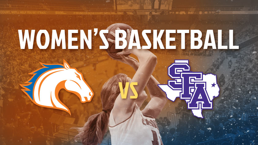 UTA Women's Basketball vs Stephen F. Austin