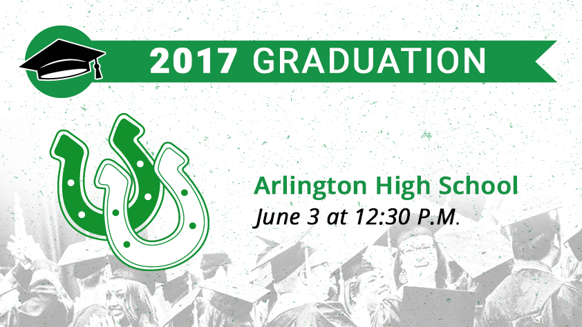 Arlington High School Graduation