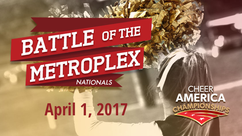 Cheer America: Battle of the Metroplex Nationals