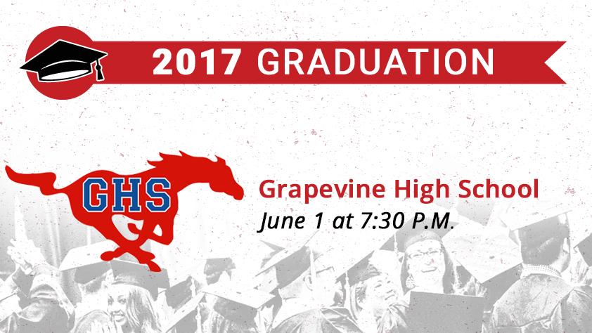 Grapevine High School Graduation