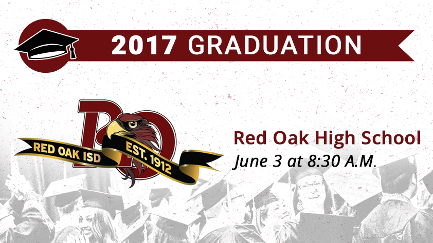 Red Oak High School Graduation