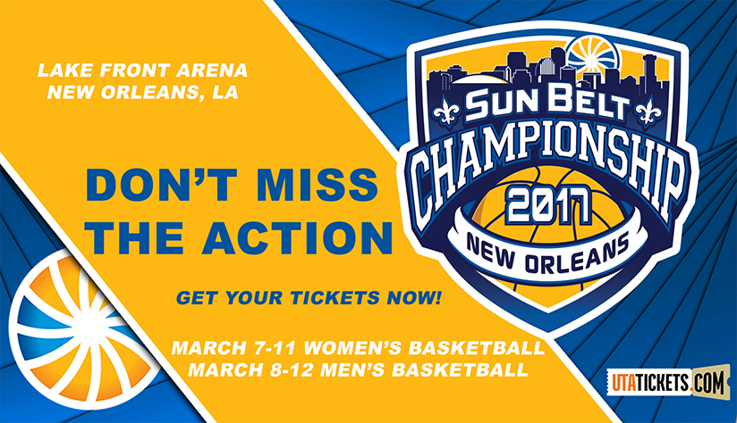 2017 Sun Belt Conference Basketball Championship Tournament