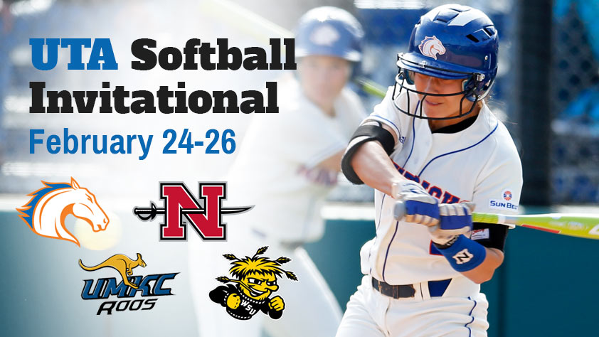 UTA Softball Invitational Day 1
