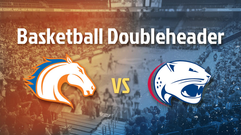 UTA Doubleheader: Men's and Women's Basketball vs South Alabama