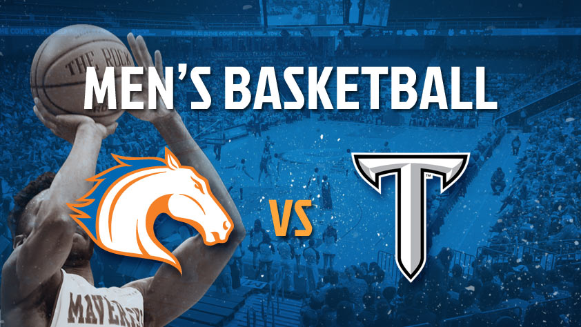 UTA Men's Basketball vs Troy
