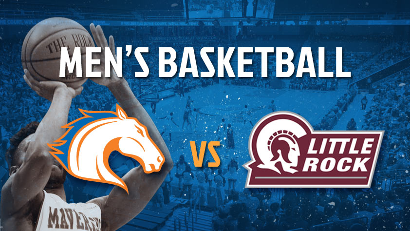 UTA Men's Basketball vs Arkansas Little Rock