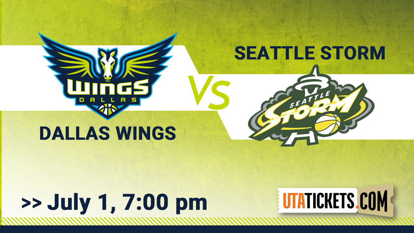 Dallas Wings vs. Seattle Storm