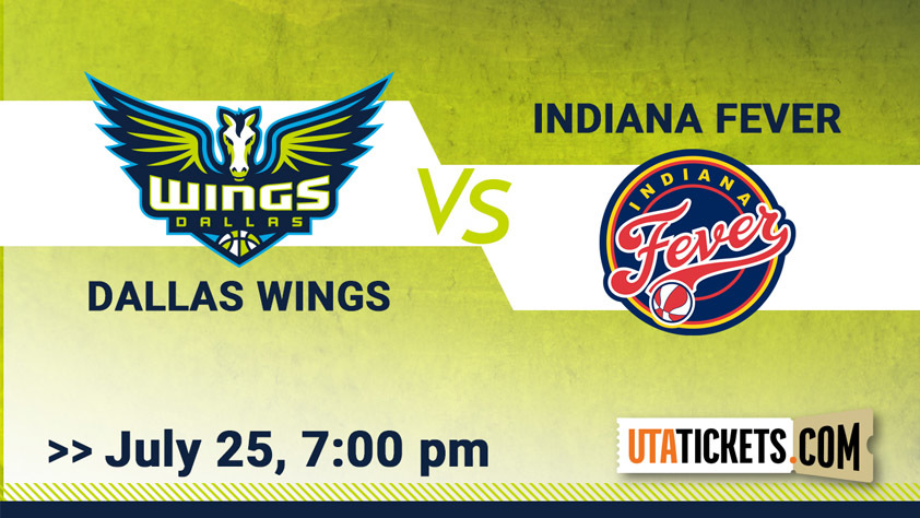 Dallas Wings vs. Indiana Fever