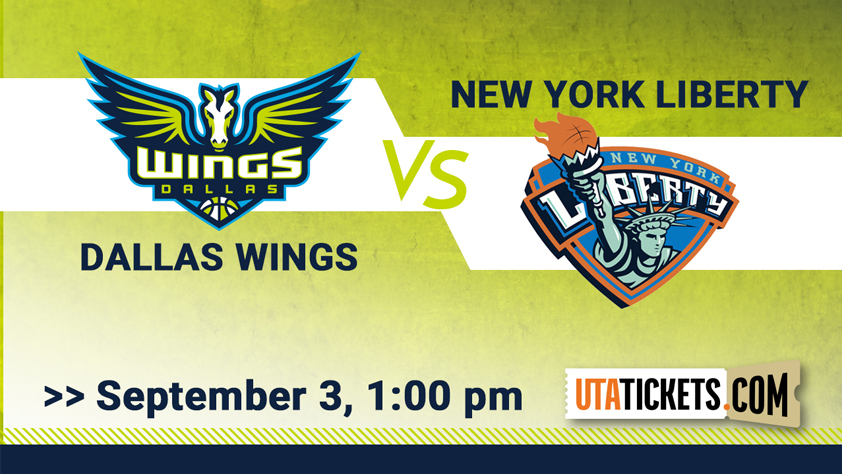Dallas Wings vs. New York Liberty