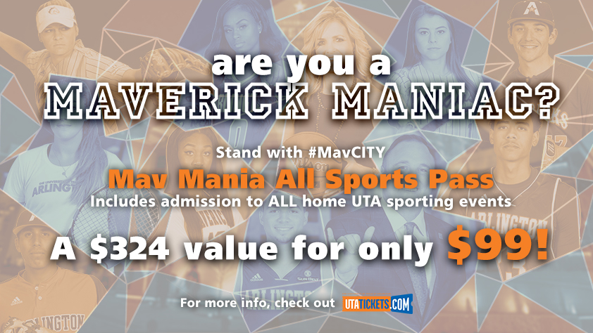 2018-19 Mav Mania All Sports Pass