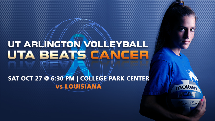 UTA Volleyball vs. Louisiana Lafayette