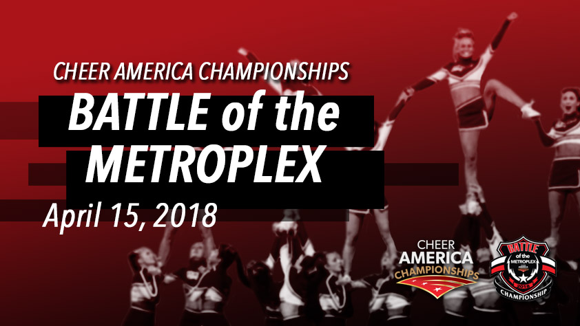 Cheer America: Battle of the Metroplex