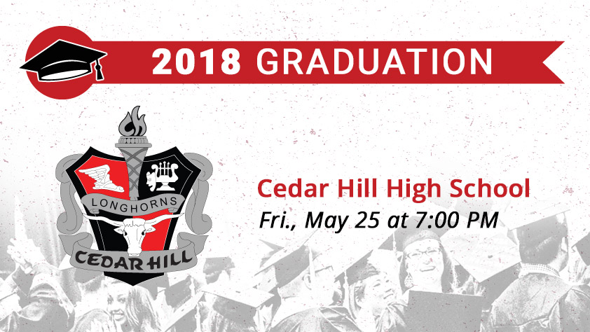 Cedar Hill High School Graduation