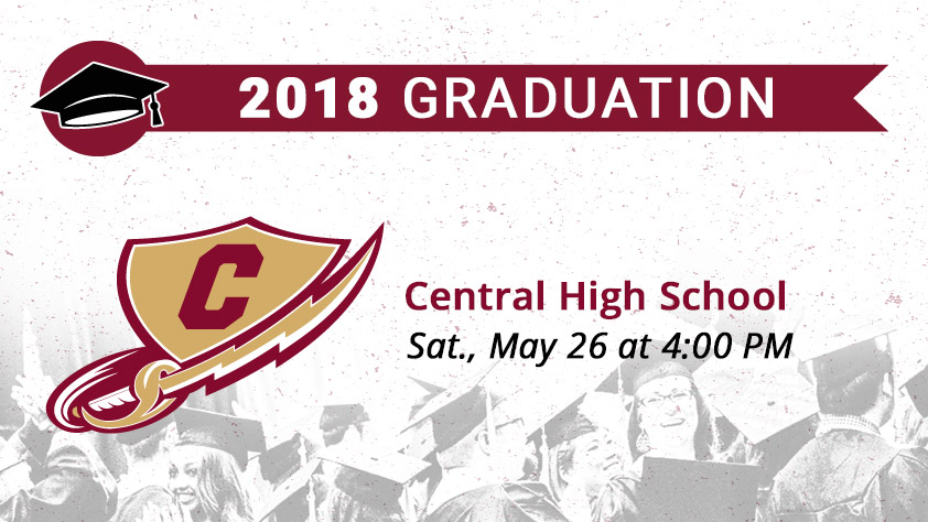 Central High School Graduation