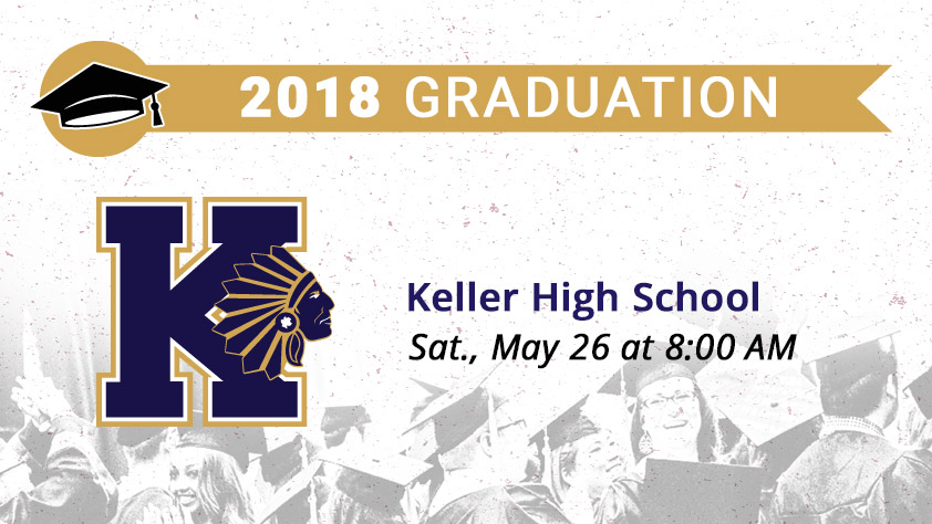 Keller High School Graduation