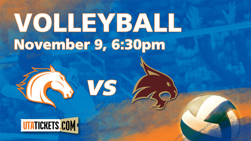 UTA Volleyball vs. Texas State