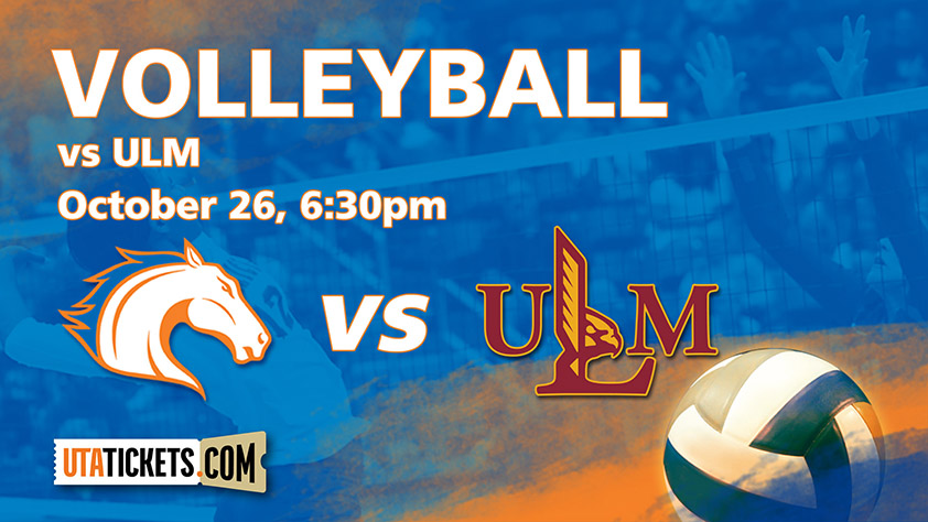 UTA Volleyball vs. Louisiana Monroe