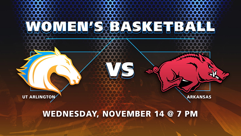 Women's Basketball vs Arkansas