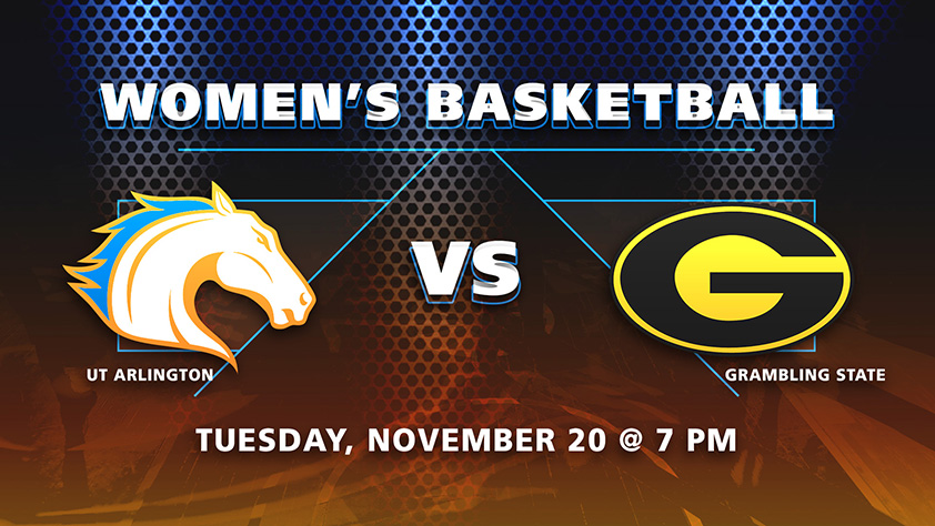 Women's Basketball vs Grambling State University