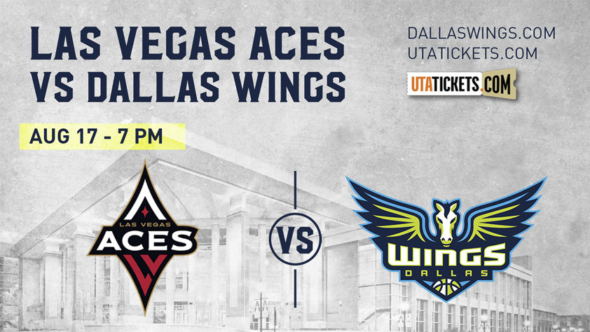 Las Vegas Aces vs. Dallas Wings