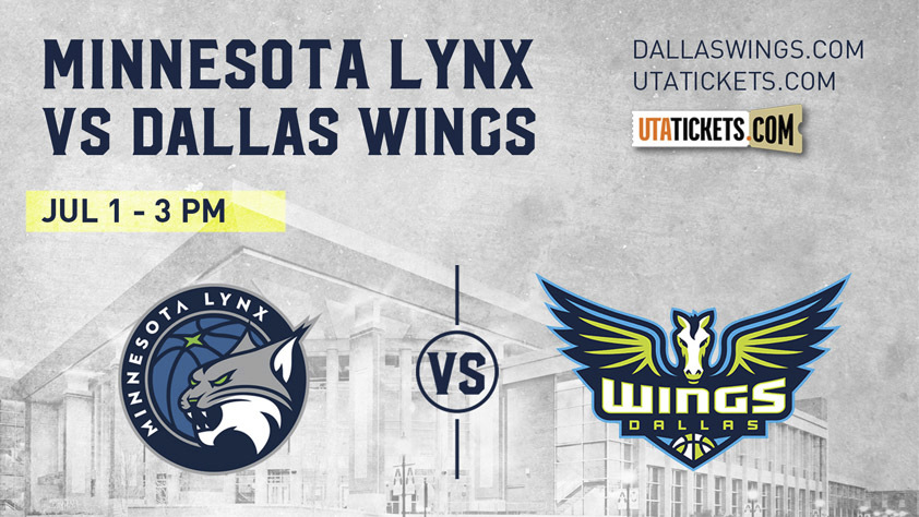 Minnesota Lynx vs. Dallas Wings