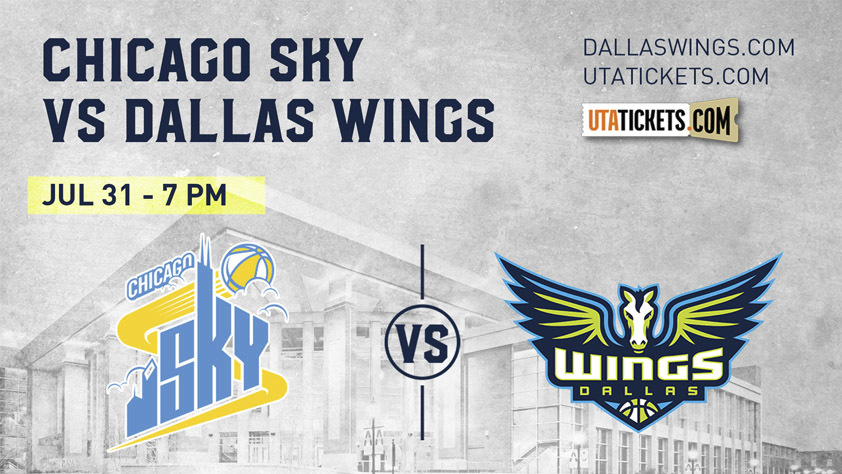 Chicago Sky vs. Dallas Wings
