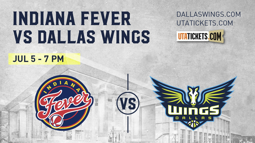 Indiana Fever vs. Dallas Wings