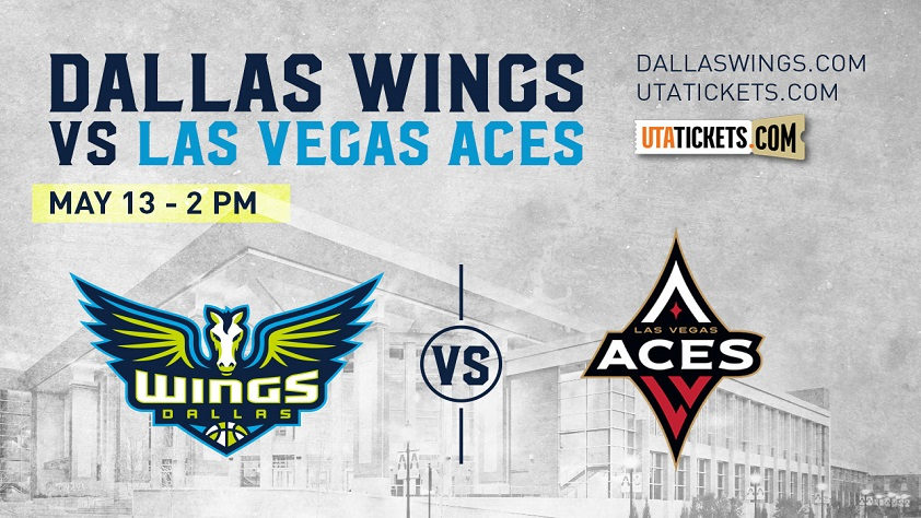 Dallas Wings vs. Las Vegas Aces (Preseason Game)
