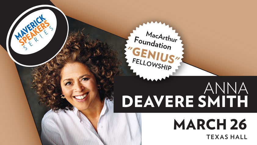 Anna Deavere Smith: Engaging the World: The Role of Artist in Society