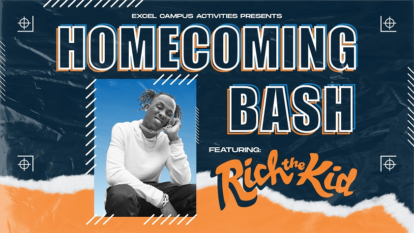 Bash 2019 November 8 featuring Rich the Kid