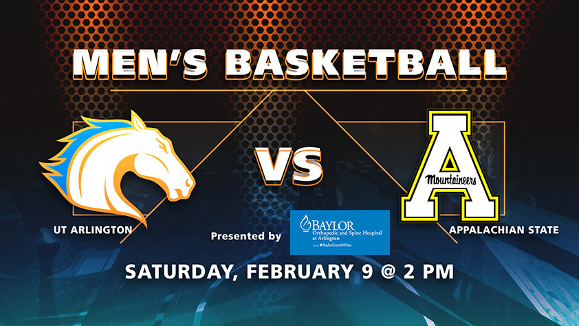 Men's Basketball vs Appalachian State