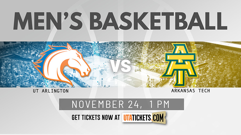 Men's Basketball vs Arkansas Tech