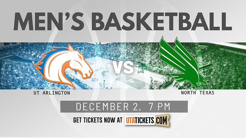 Men's Basketball vs North Texas