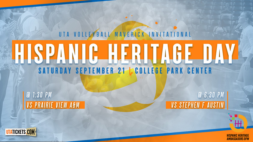 UTA Volleyball Maverick Invitational Day 2