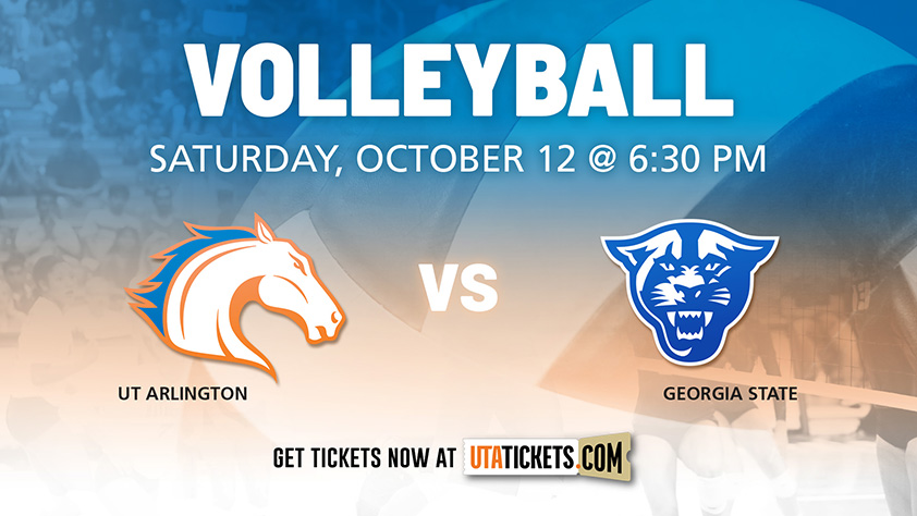 UTA Volleyball vs Georgia State