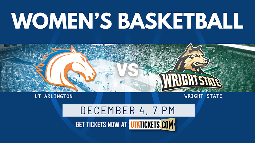 Women's Basketball vs Wright State