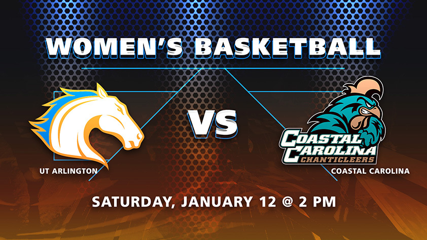 Women's Basketball vs Coastal Carolina