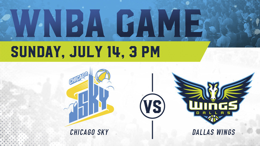 Dallas Wings vs. Chicago Sky