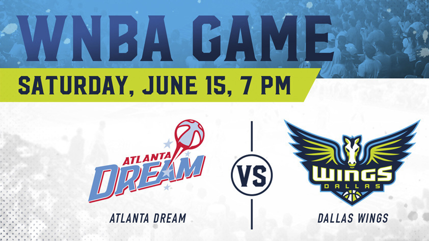 Dallas Wings vs. Atlanta Dream