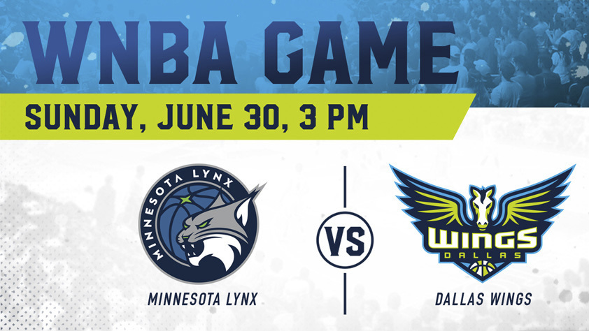 Dallas Wings vs. Minnesota Lynx