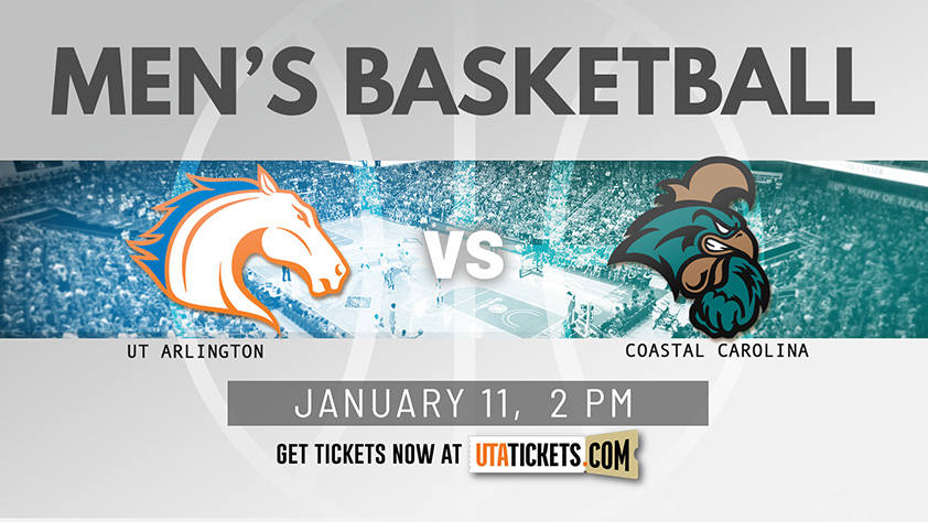 Men's Basketball vs Coastal Carolina