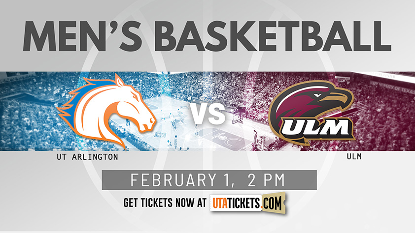 Men's Basketball vs Louisiana Monroe