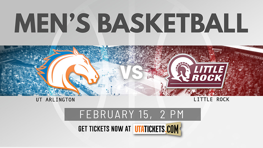 Men's Basketball vs Arkansas Little Rock