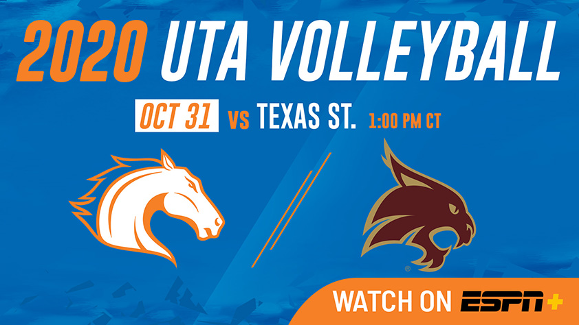 UTA Volleyball vs Texas State