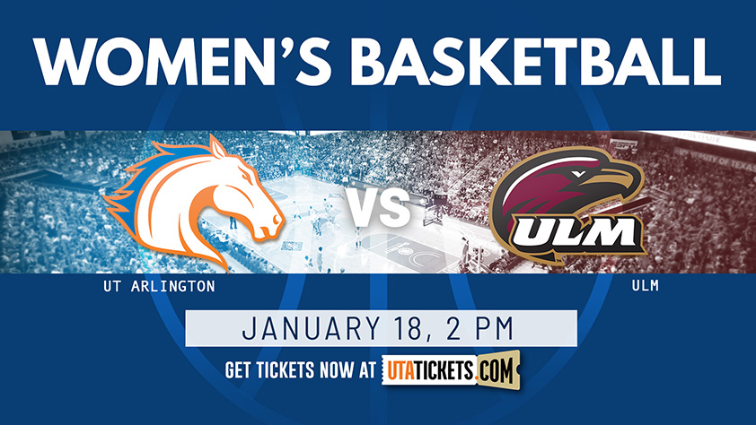 Women's Basketball vs Louisiana Monroe