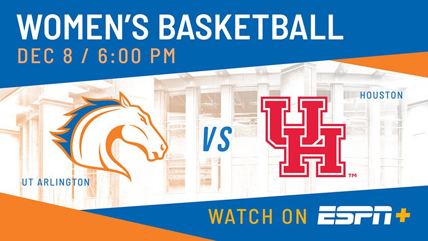 Women's Basketball vs Houston