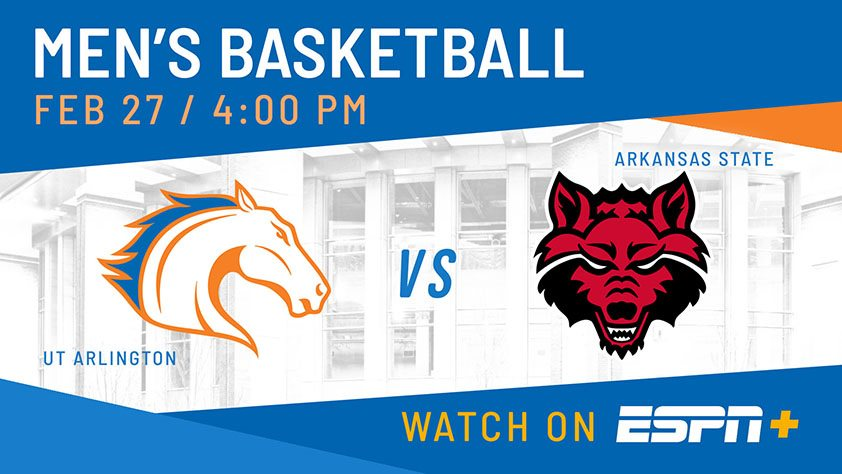 Men's Basketball vs Arkansas State